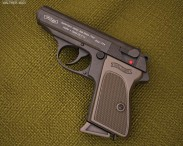 3D model of Walther PPK