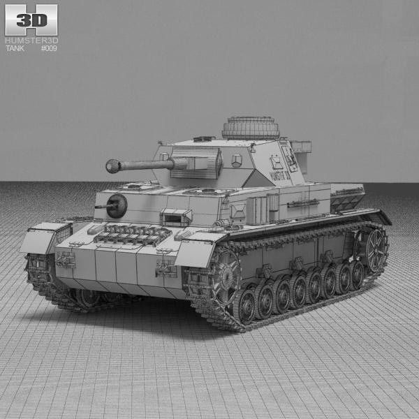 3d panzer