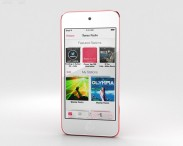 3D model of Apple iPod Touch Pink