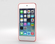 3D model of Apple iPod Touch Red