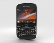 3D model of BlackBerry Bold 9900 Black