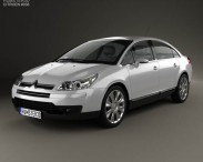 3D model of Citroen C-Triomphe 2006