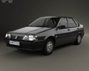 3D model of Fiat Tempra 1990