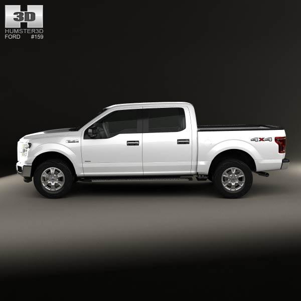 2014 Ford Raptor Towing Capacity >> Ford F150 Supercrew Cab Conversion | Autos Weblog