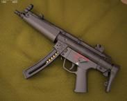 3D model of Heckler & Koch MP5