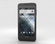 3D model of HTC Desire 610 Black