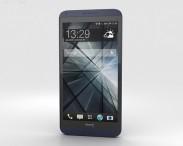 3D model of HTC Desire 816 Blue