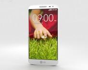 3D model of LG G2 Mini Lunar White