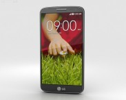 3D model of LG G2 Mini Titan Black