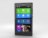 3D model of Nokia XL Black