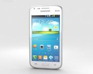 3D model of Samsung Galaxy Core Chic White