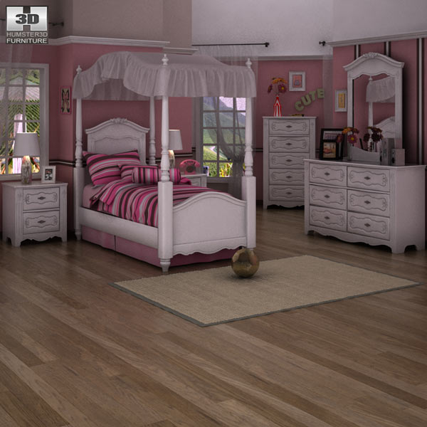Ashley furniture exquisite bedroom set