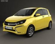 3D model of Suzuki A:Wind 2014