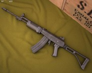 3D model of IMI Galil AR