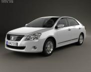 3D model of Toyota Premio 2010