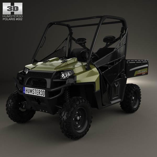 2014 Polaris Ranger Diesel