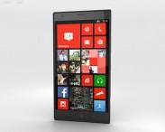 3D model of Nokia Lumia 1520 Black