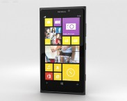 3D model of Nokia Lumia 1020 Black