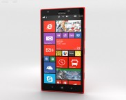 3D model of Nokia Lumia 1520 Red