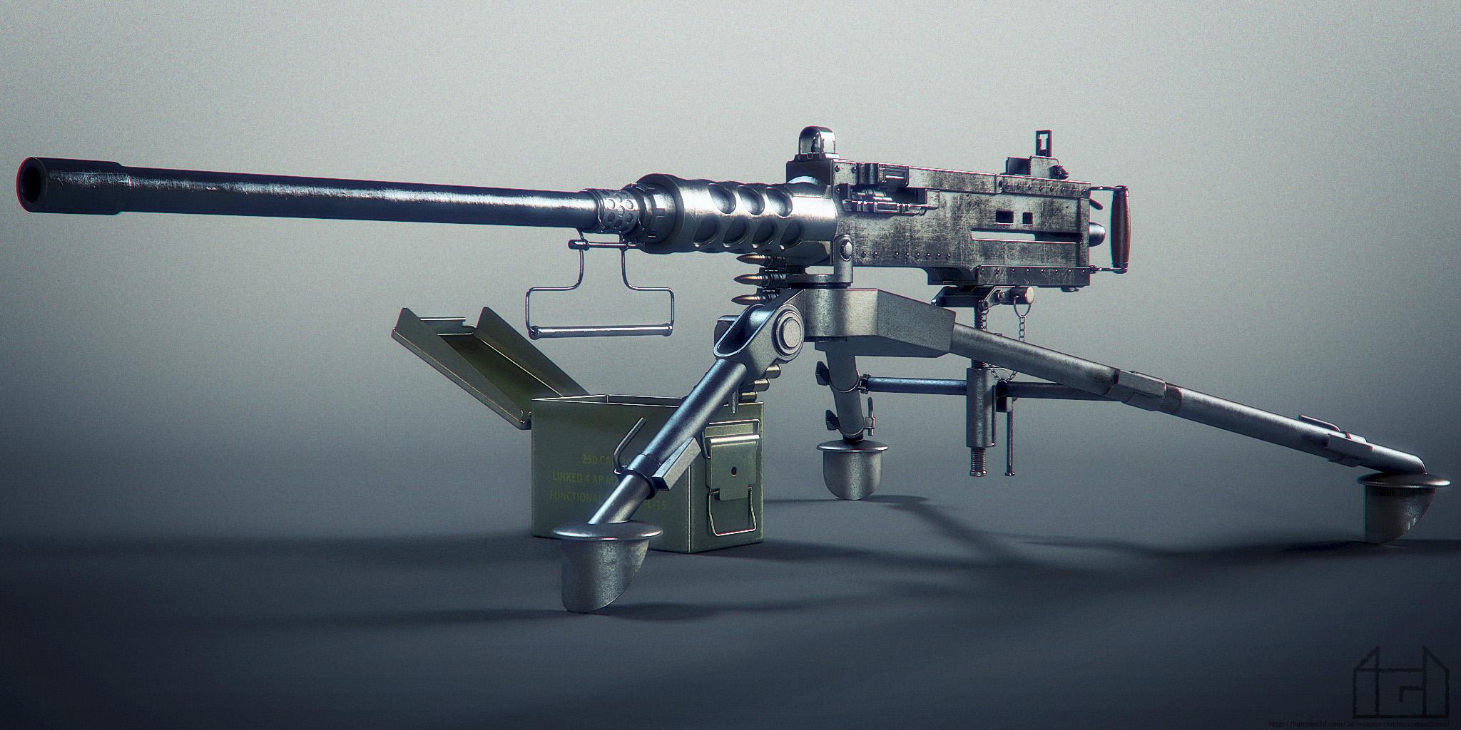 m 2 machine gun