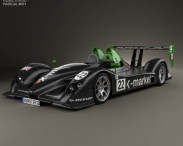 3D model of Radical SR9 2006