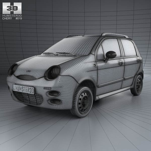 model qq A slightly redesigned model of the original qq was revealed at the 2011 guangzhou auto show, and was renamed chery qq3 sport and a new generation was introduced at the 2013 shanghai auto show the second generation was sold by the dr automobiles as the dr zero in italy.