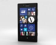 3D model of Nokia Lumia 720 Black