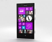 3D model of Nokia Lumia 720 White