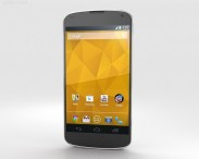 3D model of Google Nexus 4 White