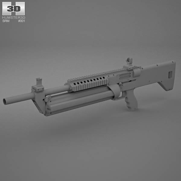 Srm Furnitures: SRM Arms Model 1216 3D Model