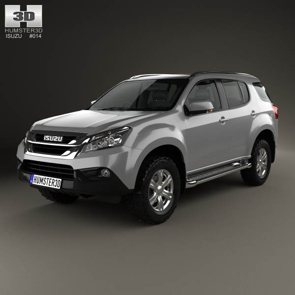 Isuzu Mux Specification 2013   Release Date, Price and Specs