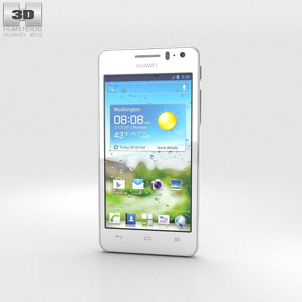 Huawei Ascend G600 White