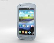 3D model of Samsung Galaxy Admire 2 (Cricket)