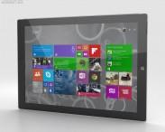 3D model of Microsoft Surface Pro 3