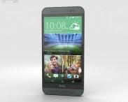 3D model of HTC One (E8) Black