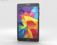 3D model of Samsung Galaxy Tab 4 8.0-inch Black