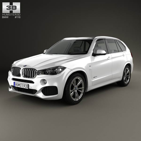 2014 BMW X5 M Sport Package