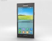 3D model of Samsung Z Black/Brown