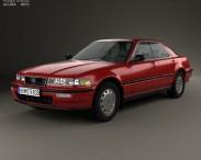 3D model of Acura Vigor 1991