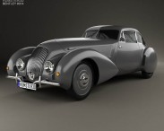 3D model of Bentley Embiricos 1938