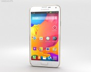 3D model of Samsung Galaxy S5 LTE-A Shimmering White