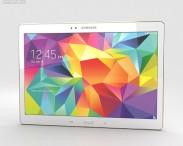 3D model of Samsung Galaxy Tab S 10.5-inch Dazzling White