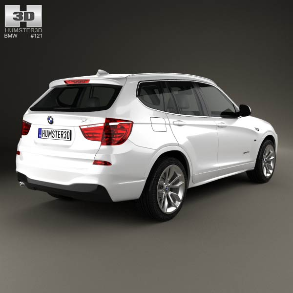 Bmw X3 F25 Refresh 2014.html | Autos Weblog