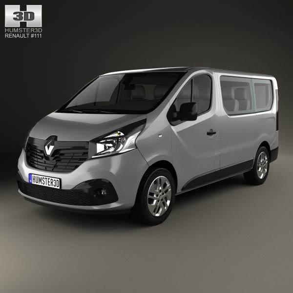 Renault Trafic Passenger Renault Trafic Passenger Van