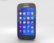 3D model of Samsung Galaxy Ace Style Dark Gray