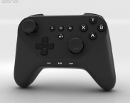 3D model of Amazon Fire Game Controller