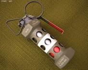 3D model of M84 Stun Grenade