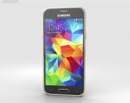 3D model of Samsung Galaxy S5 mini Copper Gold