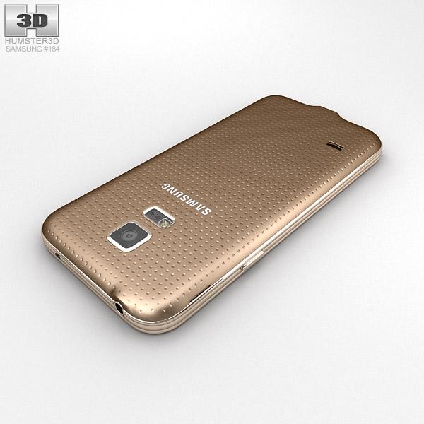 Samsung s5 copper gold
