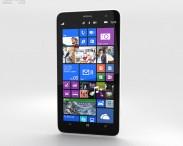 3D model of Nokia Lumia 1320 White